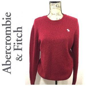 ABERCROMBIE & FITCH Oversized Boyfriend Sweater